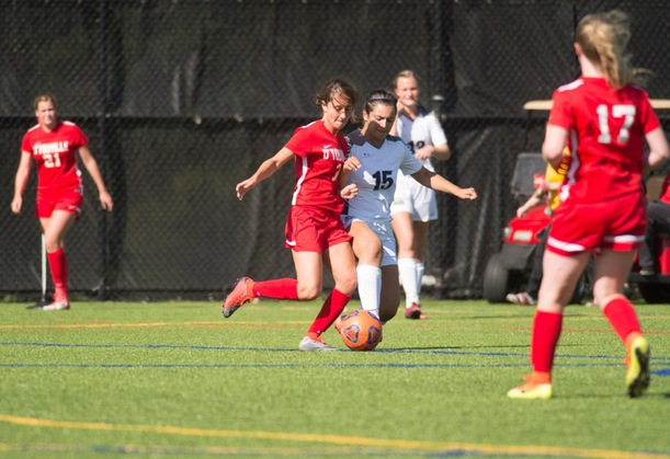 D'Youville Suffers Road Loss to Brockport