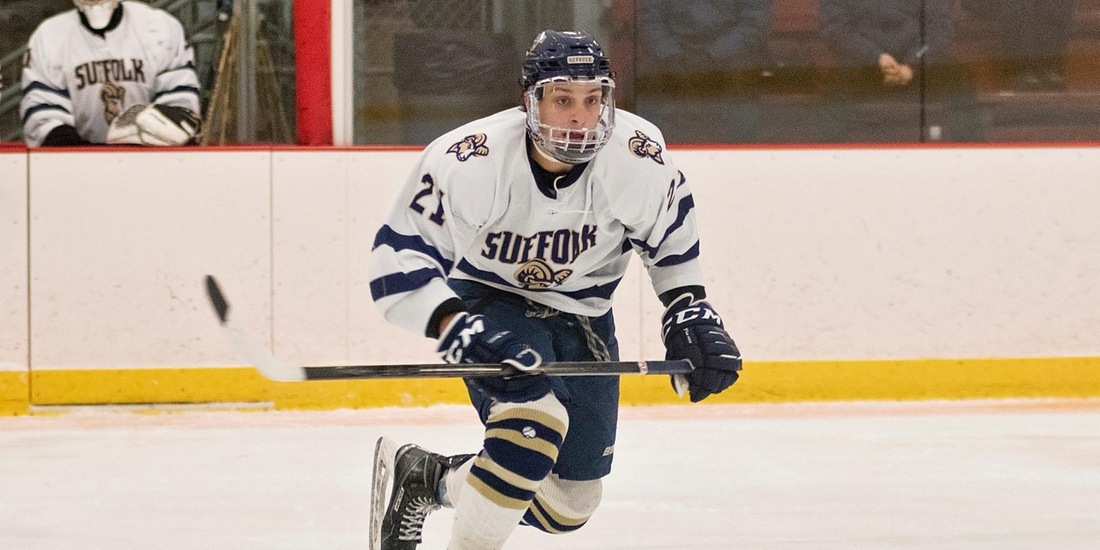 Tuesday Tilt Pits Men's Hockey Against Salem State