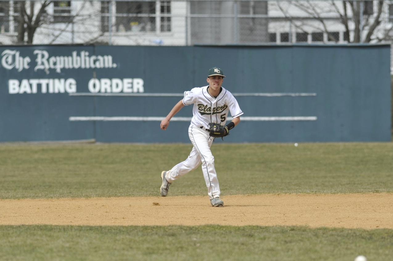 Baseball Splits with Scranton University in Day One Action of Gene Cusic Classic