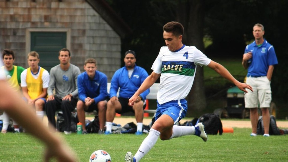 Salve Regina and Roger Williams battled to a 1-1 draw Saturday in CCC action.