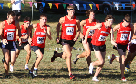 Hornets Fifth in USTFCCCA Reg. Rankings