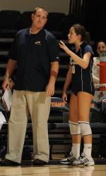 Women's Volleyball Assoc. Head Coach Greg Gibbons Hired to Lead Pacific