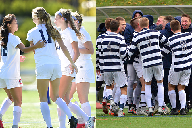 Both PSB Men's and Women's Soccer Regionally Ranked