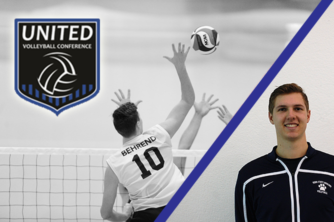 Munk Named UVC and ECAC South Region Player of the Week