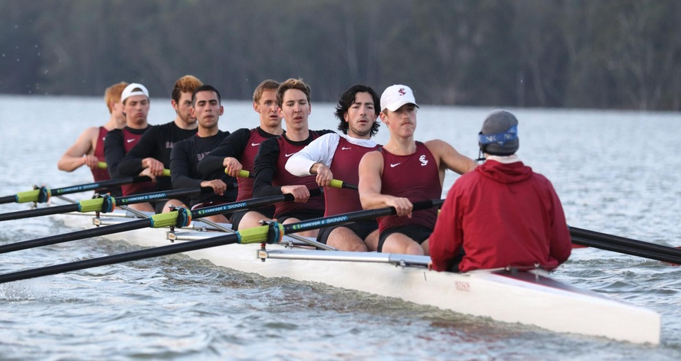 Men's Rowing Heads to IRAs Beginning Friday