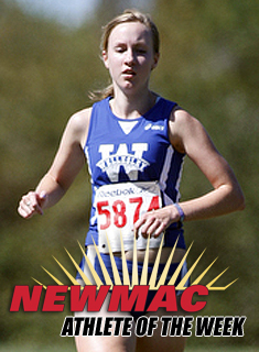 Shanley Named NEWMAC Runner of the Week
