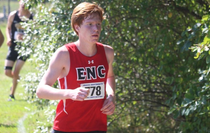 Gorman Garners All-Conference Honors as Men's Cross Country Competes at NECC Championships Sunday
