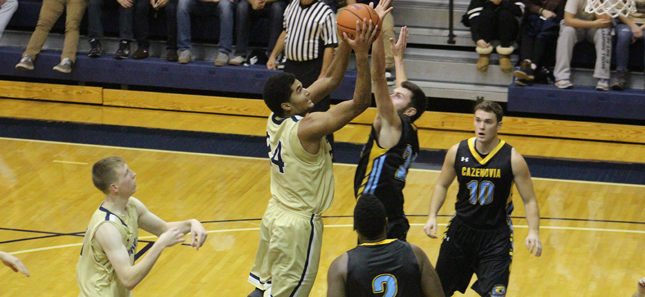 Marcus Lee scored 21 points for Juniata.