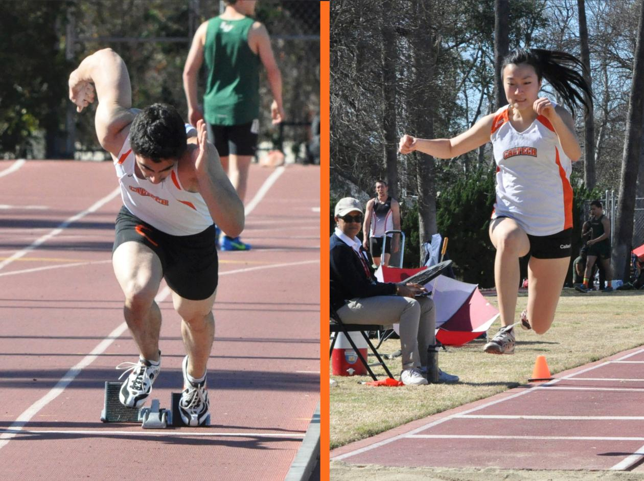 Track & Field Opens Season with Breakthrough Performances at All-Comers
