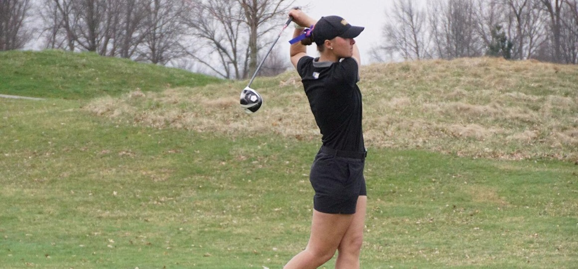Women's Golf Finishes Third at NC4K Classic