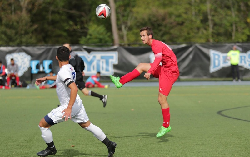 Men's Soccer Falls Short In Non-Conference Match Against NYIT