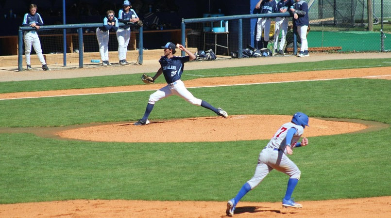 CSCC Baseball Completes Series Sweep of Roane State