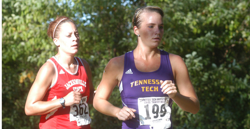 Tech women run Saturday at OVC; Palmer among league's best
