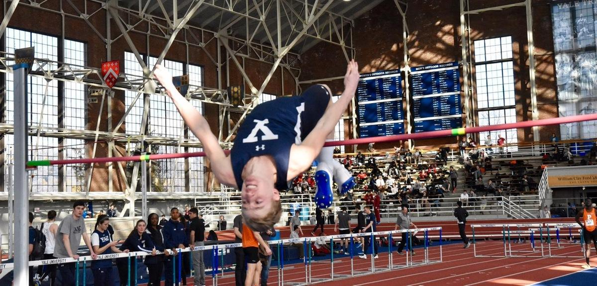 Koller Wins High Jump on First Day of Giegengack