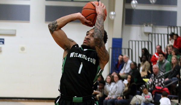 Tyaire Ponzo-Meek Leads Fourth Seed Wilmington Men's Basketball in Upset, 75-71, over Second Seed Holy Family in CACC Semifinals