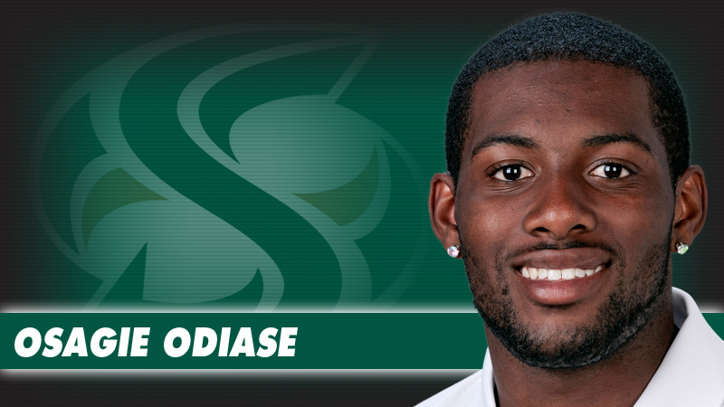 Osagie Odiase Named Big SKy Root Sports Defensive Player of the Week