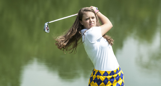 Everts leads Golden Eagles to fifth place finish at Drake Creek Invitational