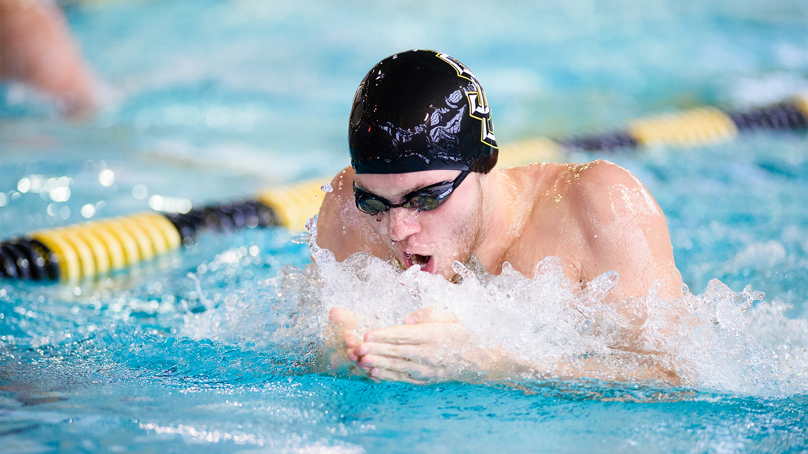 Pirates compete in tri-meet on Saturday