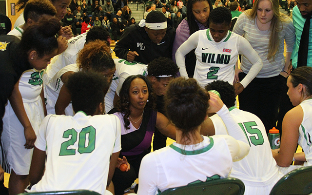 Big Fourth Quarter Completes Second Half Comeback for Wilmington Women's Basketball, 73-67, at Elizabeth City State