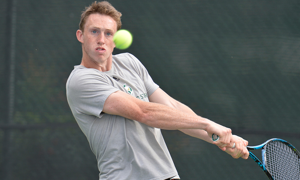 MEN'S TENNIS KICKS OFF FALL SEASON WITH A PAIR OF TITLES AT THE ROLLINGWOOD OPEN