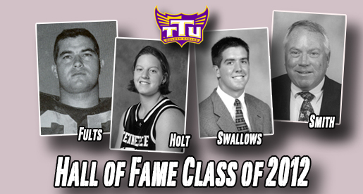 TTU Sports Hall of Fame Class of 2012 to include four inductees
