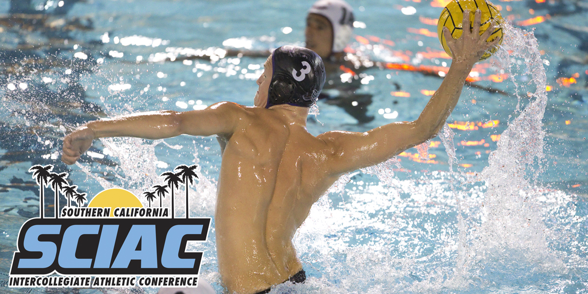Hans Zdolsek named SCIAC Newcomer of the Year