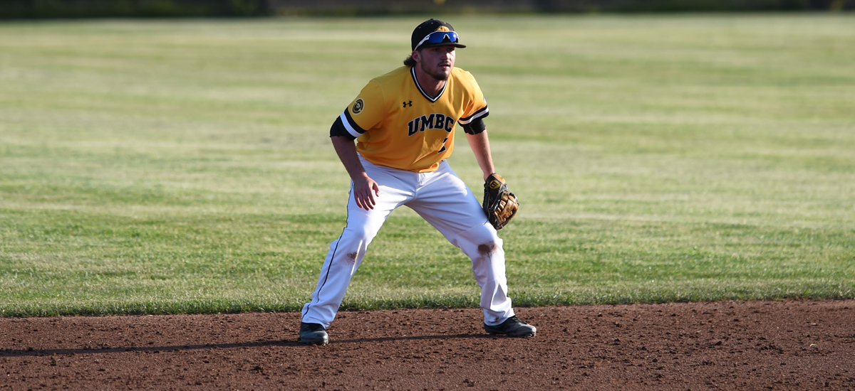 Comeback Effort Falls Just Short for UMBC Baseball in 8-5 Loss to Stony Brook