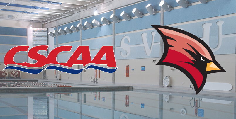SVSU Swimming & Diving Teams earn CSCAA Division II Scholar All-America Team honors