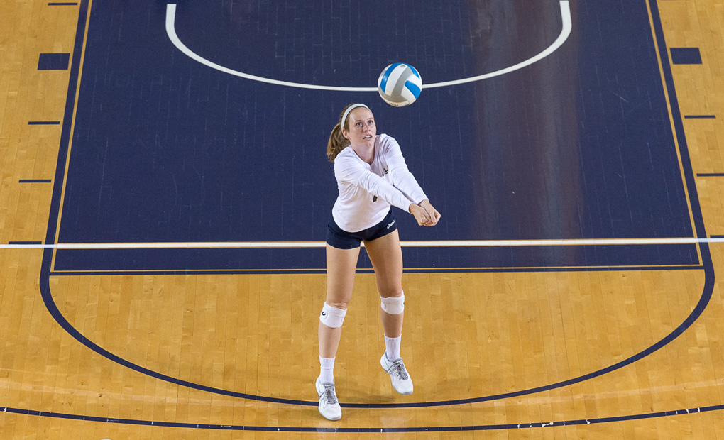 Emory Volleyball Defeats Otterbein And Berry