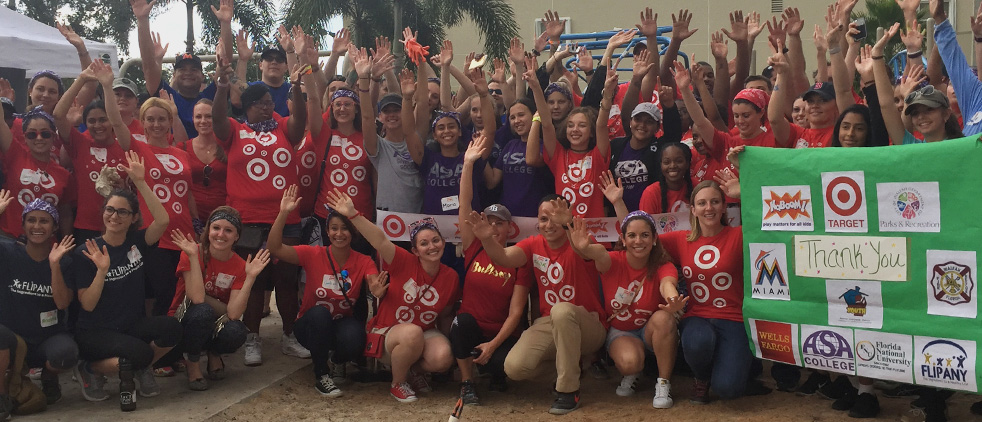 ASA College Partners with KaBOOM/City of Hialeah