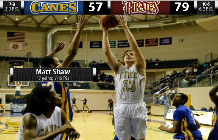 Armstrong Handles GSW, 79-57