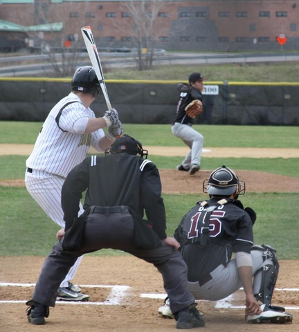 Baseball Drops Season Opener In Corning