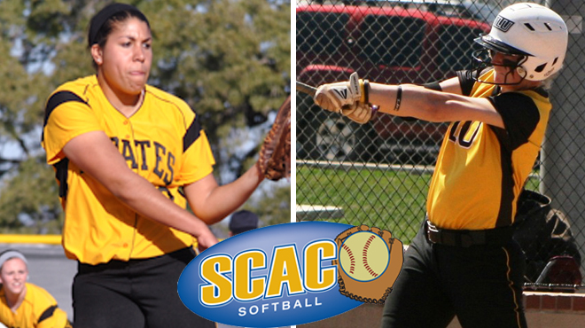Southwestern's Palmer; TLU's Yancey Named SCAC Softball Players of the Week