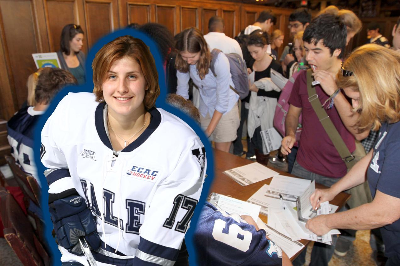 The Mandi Schwartz Marrow Donor Registration Drive at Yale