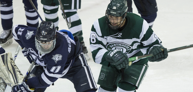 Dartmouth Takes Down Rival UNH at Thompson