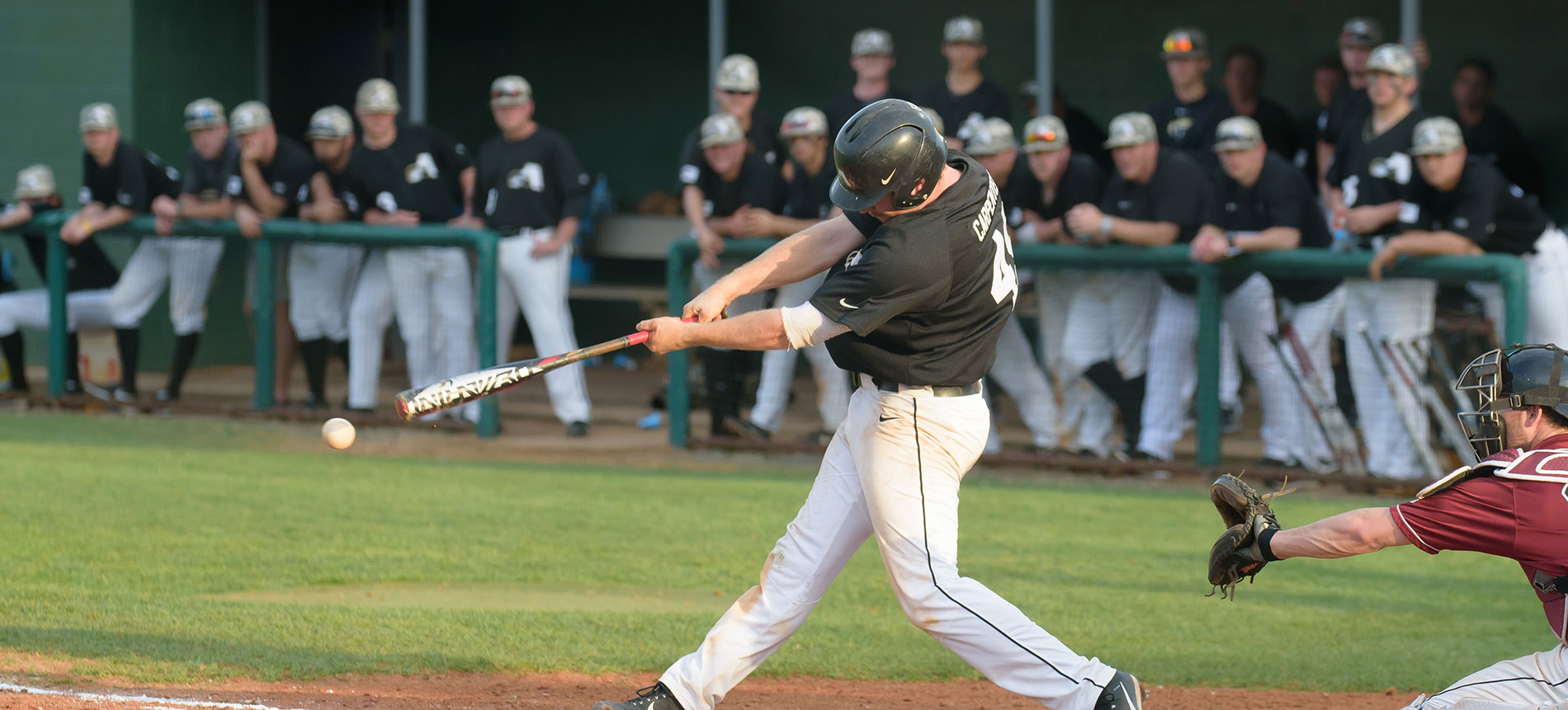 Baseball Opens Nine-Game Road Swing in the Peach State
