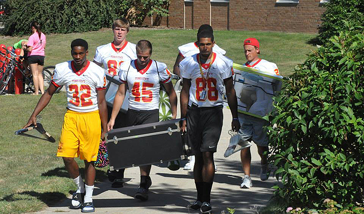 Ferris State Athletics Continues To Build Strong Community Partnerships