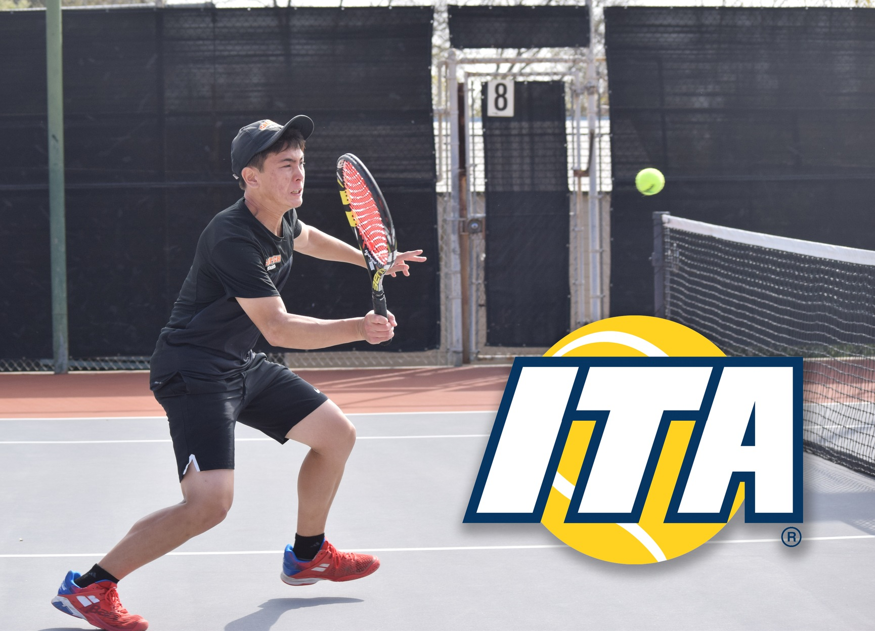 Men's Tennis Closes 2019 Ranked 24th in Nation