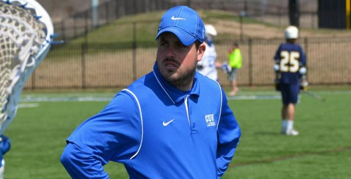 Fahey named Men's Lacrosse interim head coach