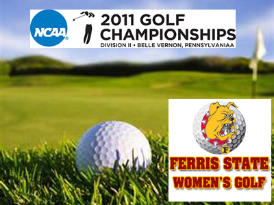 Ferris State Women's Golf Takes Fifth Place At NCAA Super Regional