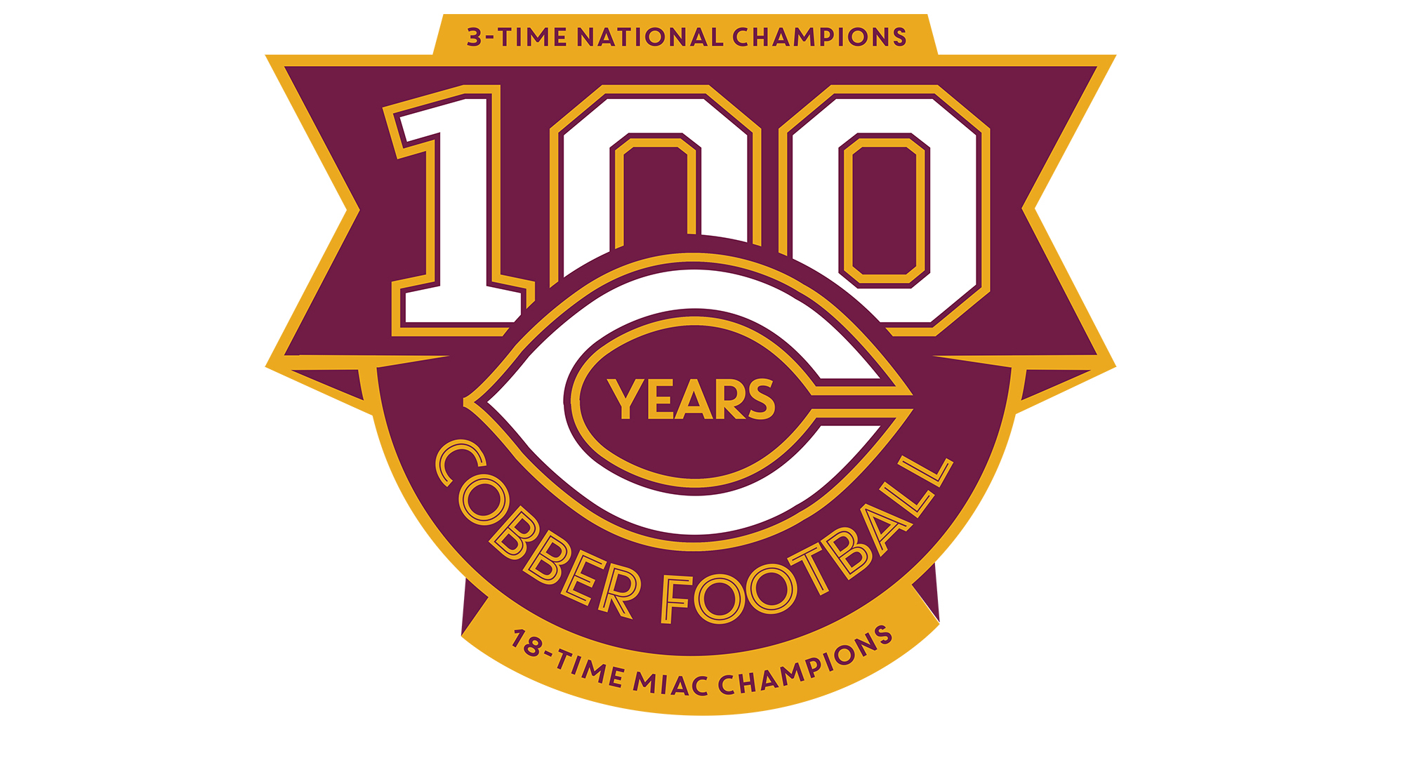 100th Year Of Cobber Football