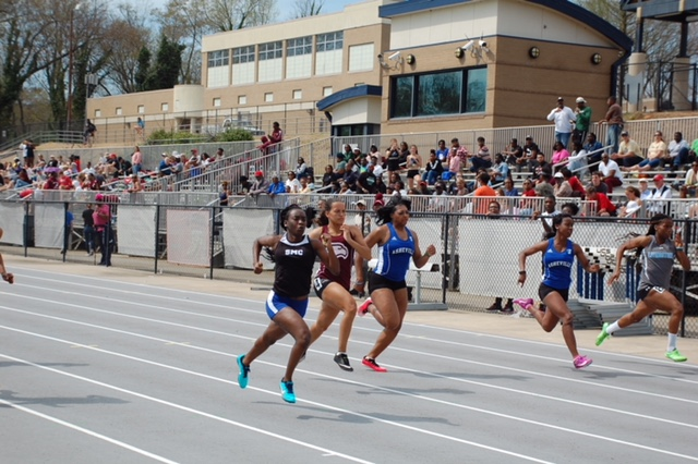 SMC Pioneers Track Team has solid day at Terriers Relay