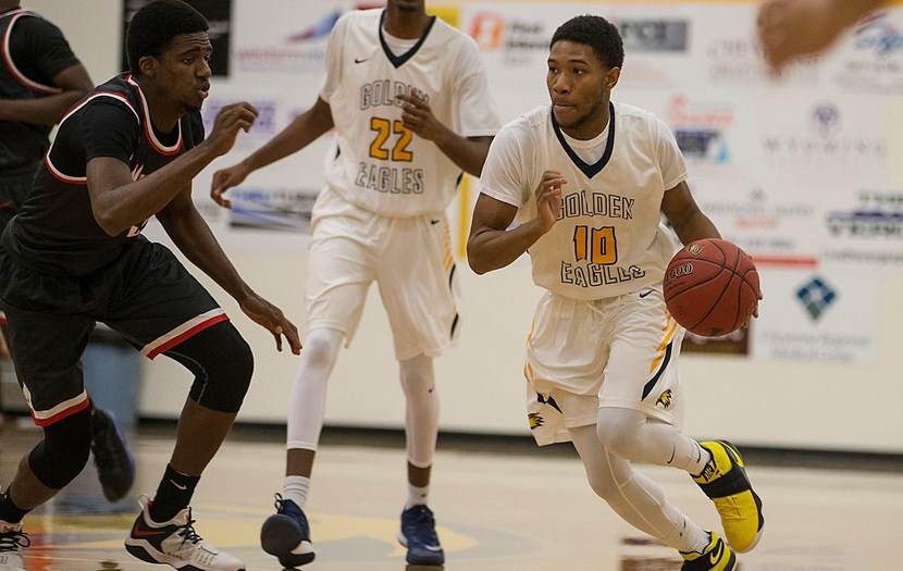 LCCC Men's Basketball Defeat Northwest Kansas Tech, 102-89