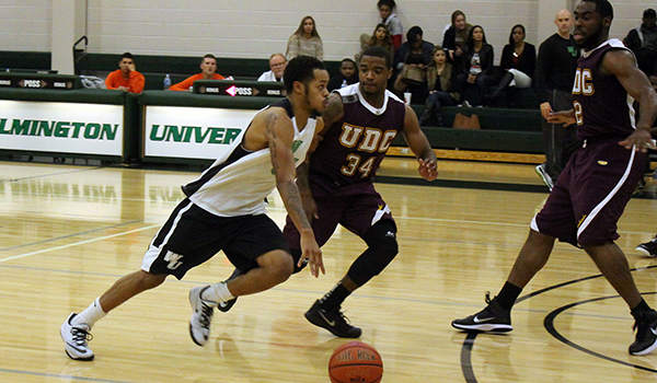 Late Run Leads Saint Rose Past Wilmington Men's Basketball, 78-70, in 2014-15 Season Opener