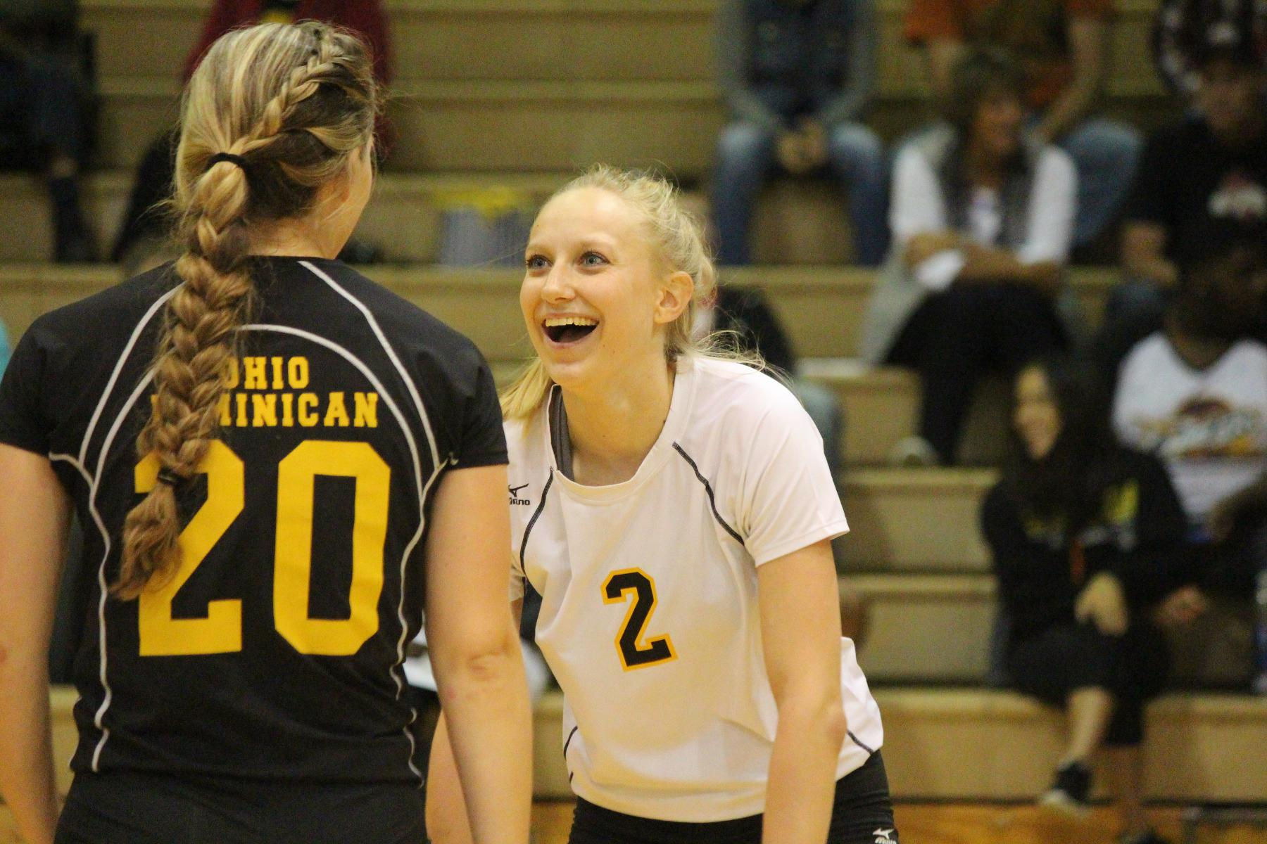 Volleyball Garners Ninth Straight Academic Honor