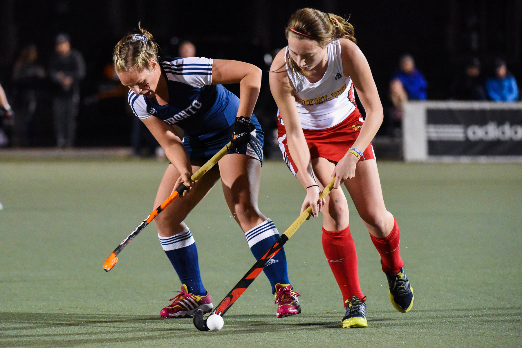 GAME 4: 42nd CIS women's field hockey championship  Three second-half goals lifts host Blues over Gryphons