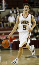 Broncos Reach Century Mark in 101-86 Win Over Waves