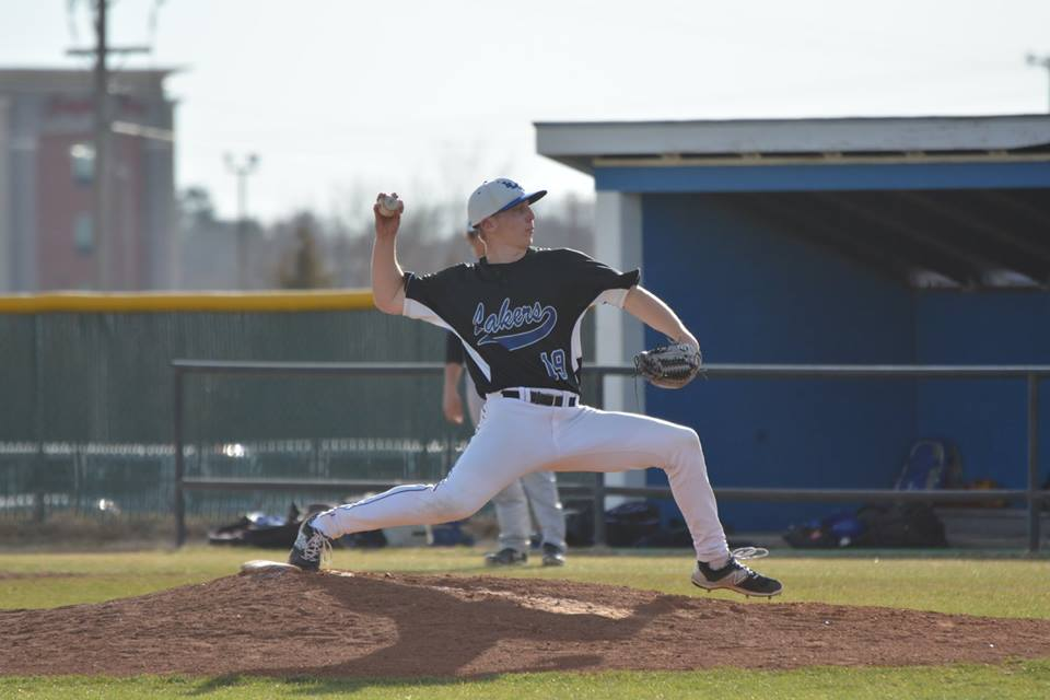 Baseball gets Swept Day One Against Ellsworth