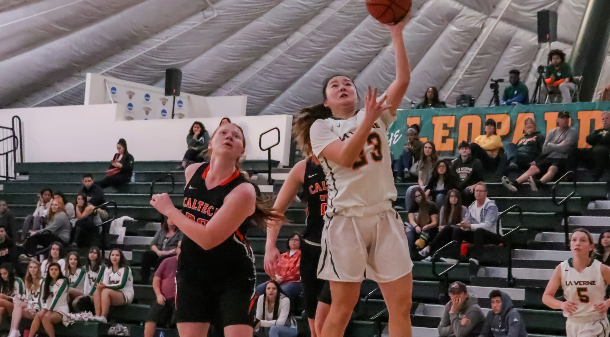 La Verne edges Caltech 100-98 in 4OT thriller