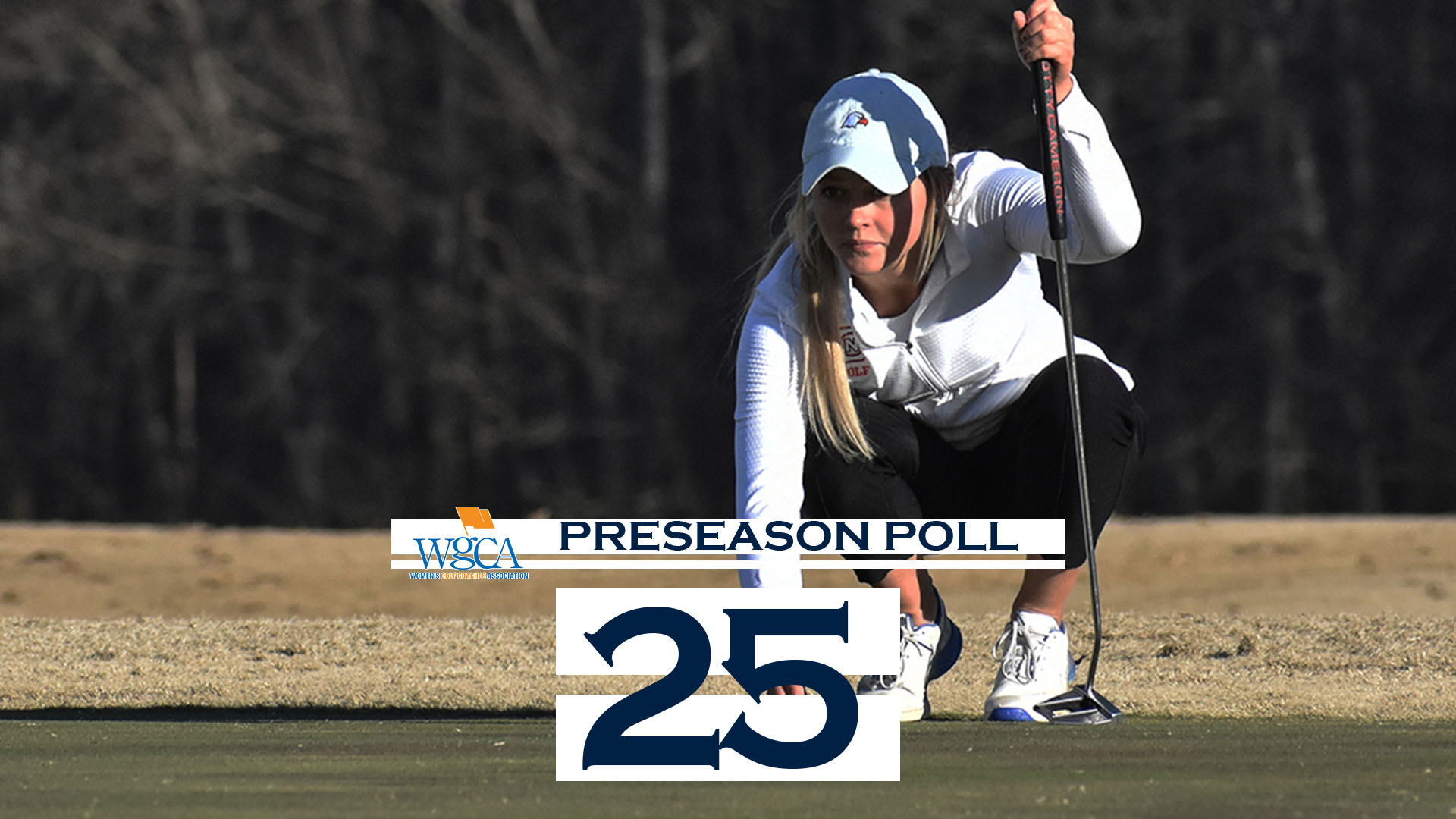 Eagles debut in WGCA Preseason Poll tied for 25th